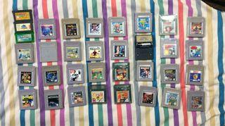 Juegos de GameBoy Classic