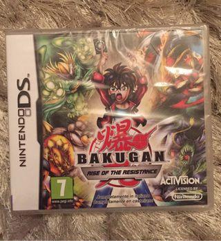 Nintendo DS Bakugan