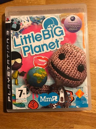 Little big planet 1 ps3