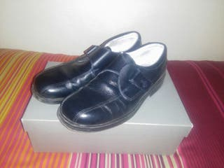 Zapatos de comunión piel talla 37