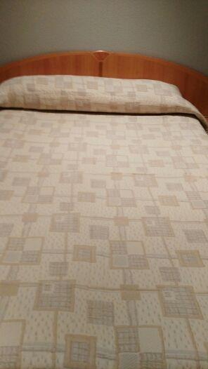 Colcha cama 1,35