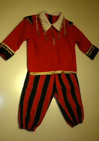 Disfraz pirata niño 3 años