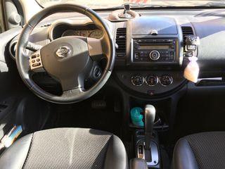 Nissan Note 2008 automatico gasolina
