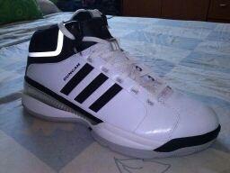 Adidas ts commander baloncesto . Tim Duncan