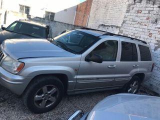 Despiece Jeep Grand Cherokee 2.7