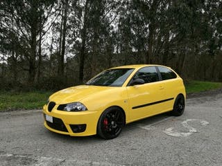 Seat Ibiza Cupra Tdi 160cv