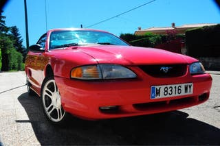 Ford Mustang GT V8-4.6L Convertible