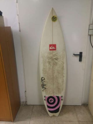Tabla de surf QuickSilver shortboard