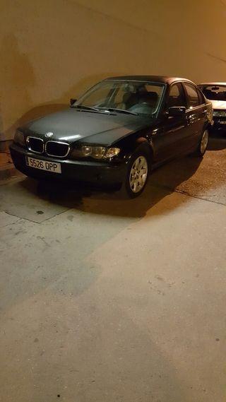 BMW 320 diésel 2002