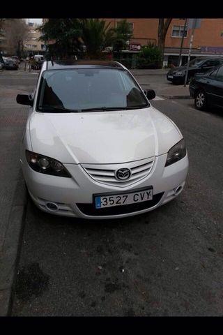 Mazda3 sportive 2004