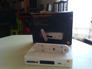 Descodificador tv ISD 83