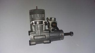 motor de avionen de gasolina control remoto