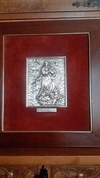 Cuadro de la Virgen de la Inmaculada