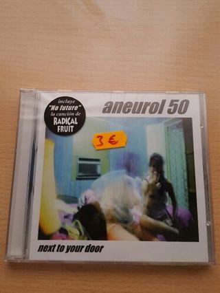 """Aneurol 50 - """"Next To Your Door"""" (Precintado)"""