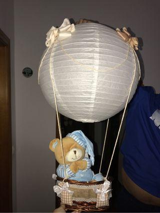 Globo lampara de bebe