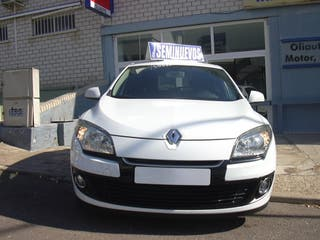 Renault Megane 1.5 DCI 110cv Business 5P. Año 2013