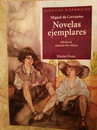Novelas ejemplares. Miguel de cervantes.