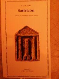 Satiricon. Petronio.