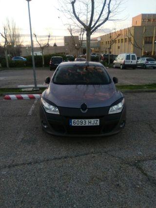 Renault Megane coupé 2012