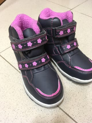Zapatos nieve num. 28