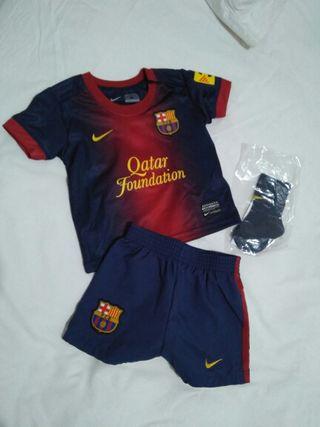 Equipación FC Barcelona / Barça