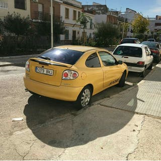 OFERRTAA!! (solo oii 800€)Renault megan coupe 2001