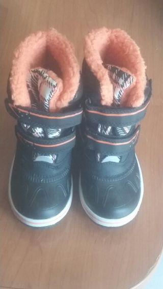 botas de nieve sin estrenar