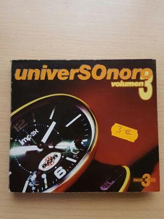 "UniverSOnoro - ""Volumen 3"""