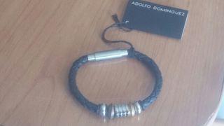 pulsera de hombre Adolfo Domínguez