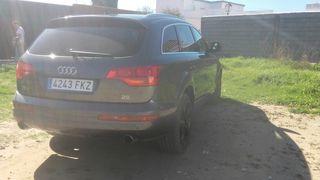 Audi Q7 2007 s line 3.6 quattro