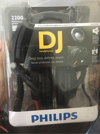 Dj headphones Philips