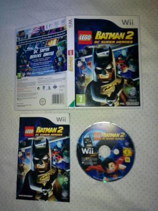 LEGO BATMAN 2 - WII