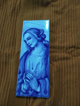 azulejo de ceramica sta gema