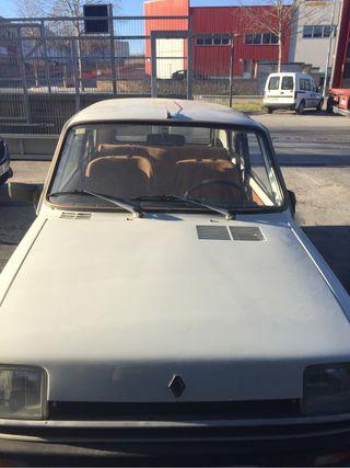 Renault 5 tl coche