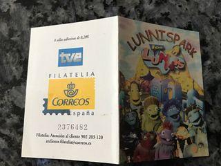 Coleccion sellos LunniSpark