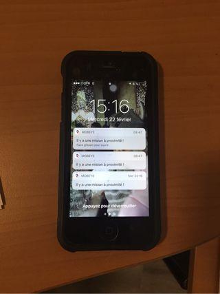 Vends iPhone 5 64go