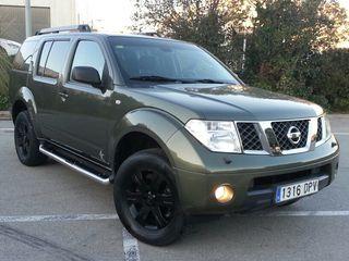 Nissan Pathfinder .4x4 7plazas