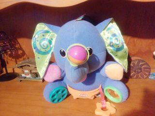 elefante playskool juguete educativo bebe. niños.