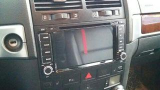Radio VW T5 / TOUAREG dvd gps mp4 bluetooth wifi..