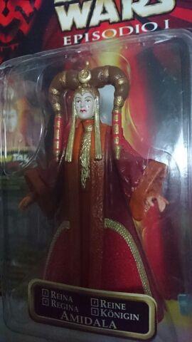 Figura star wars Amidala