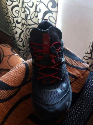 zapatillas treking senderismo