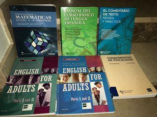 Uned libros