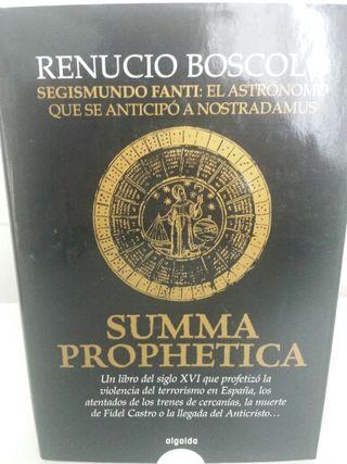Libro SUMMA PROPHETICA