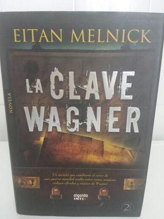 Libro LA CLAVE VAGNER