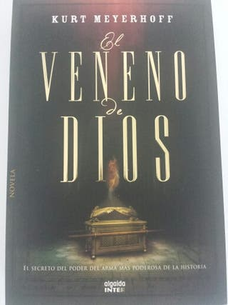 Libro EL VENENO DE DIOS