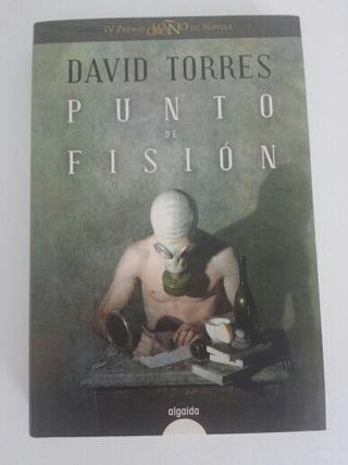 Libro PUNTO DE FISIÓN