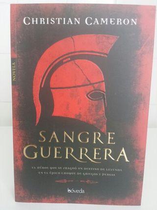 Libro SANGRE GUERRERA