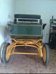 Carriola, coche de caballos