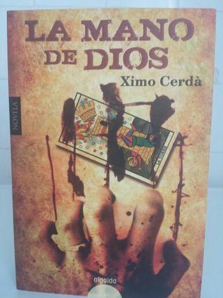 Libro LA MANO DE DIOS