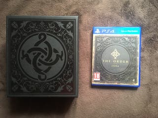 The order 1886 blackwater edition ps4